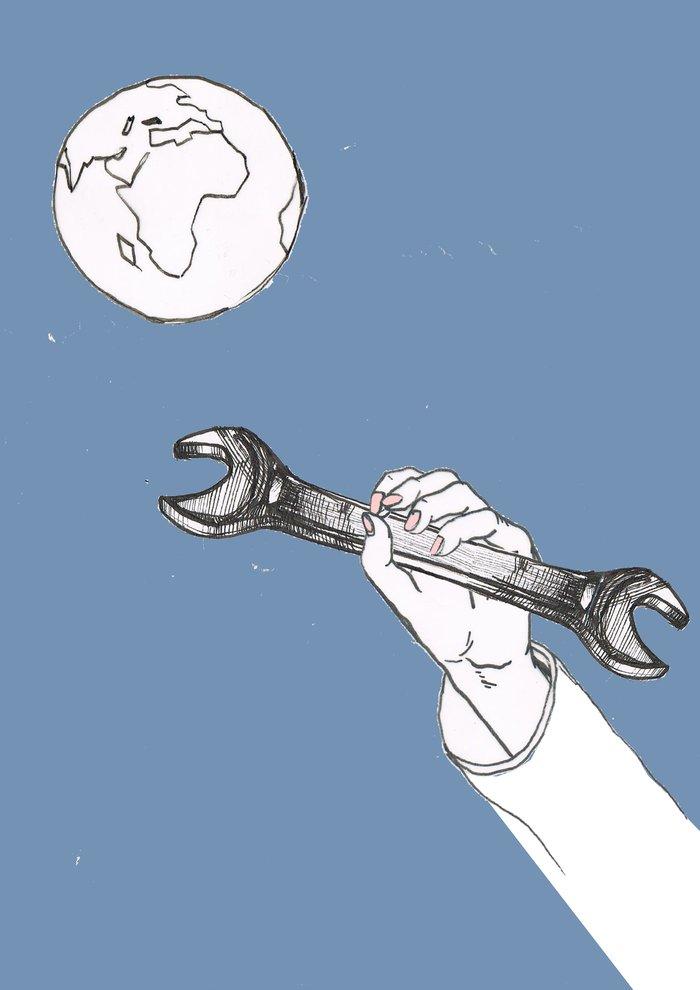 Cinsiyet Eşitsizliğini Gösteren Karikatürler 6