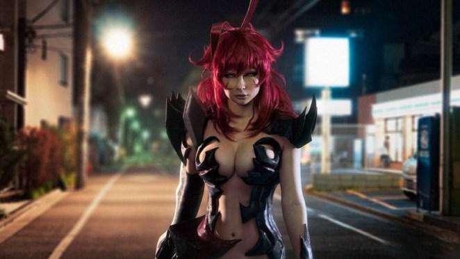 En iyi cosplayler 4