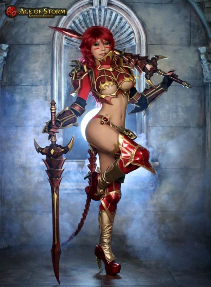 En iyi cosplayler 9