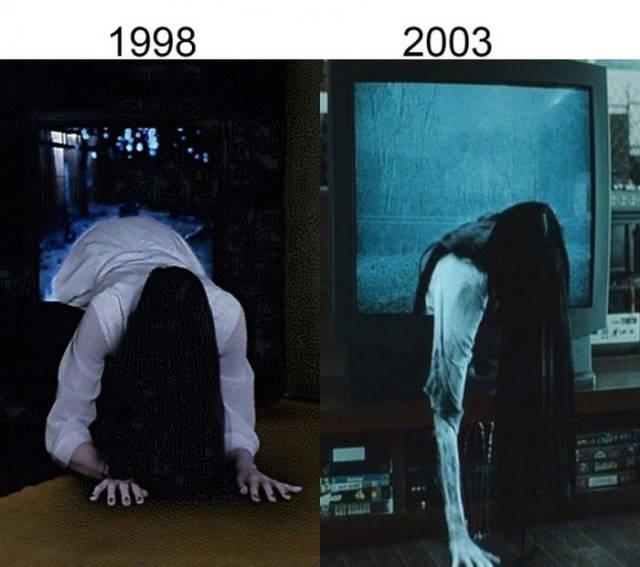 Filmlerin önceleri sonraları halka