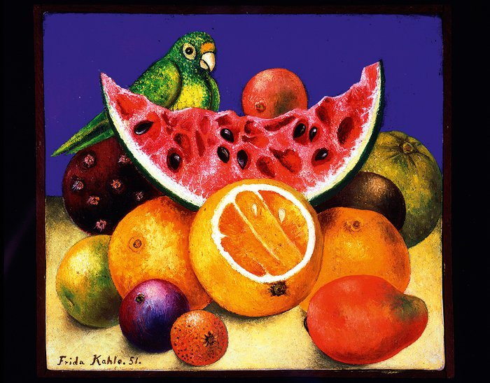 Frida kahlo eser