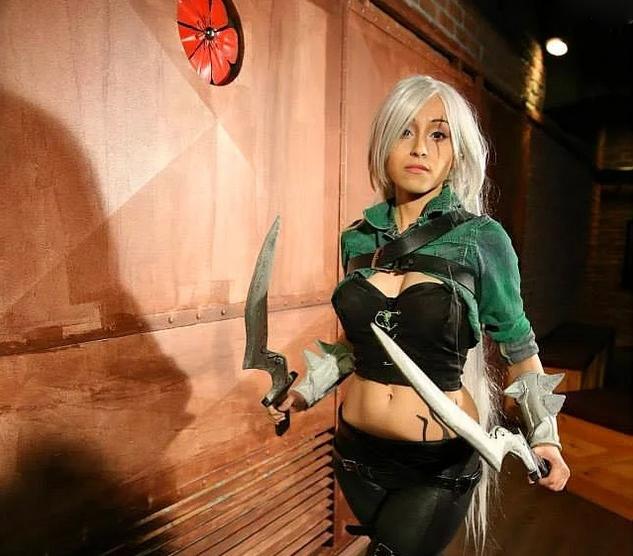 Mercenary Katarina - Jounetsu Cosplay