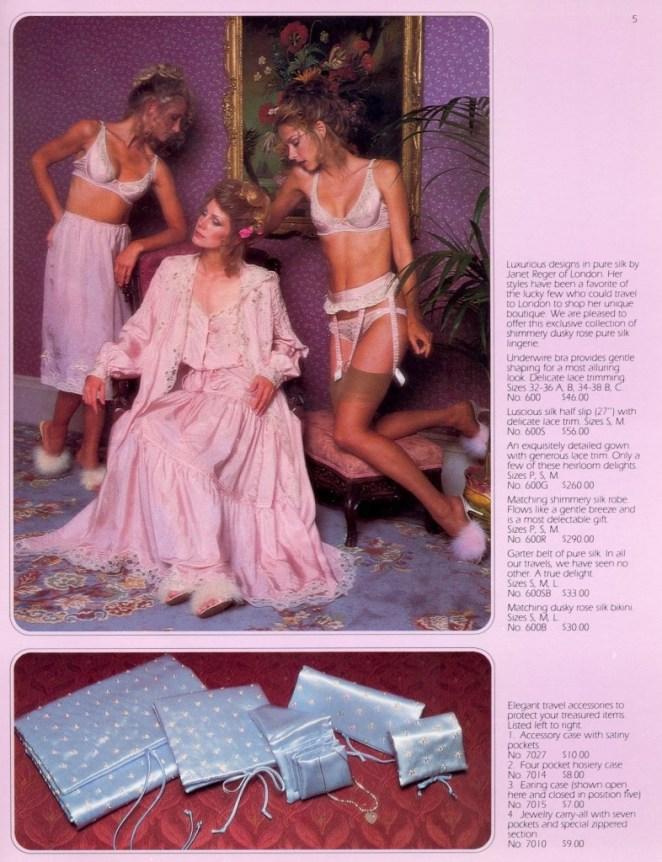 Victoria's Secret 1979 ve 1982 fotoğrafları 2
