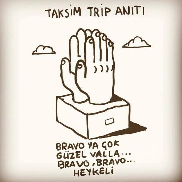 trip anıtı