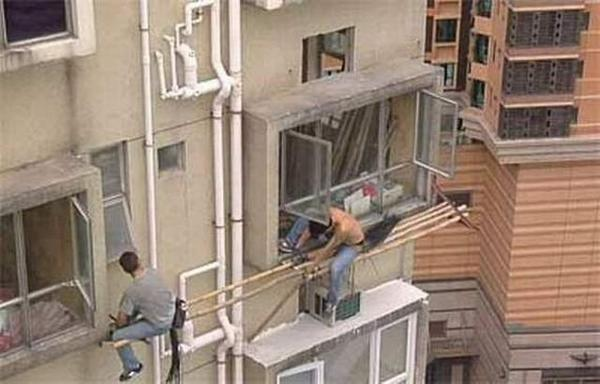İş Güvenliği Manzaraları