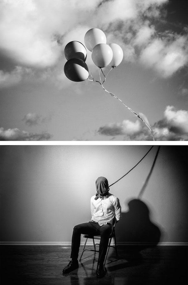 Edward Honaker depresyon fotoğrafları 7