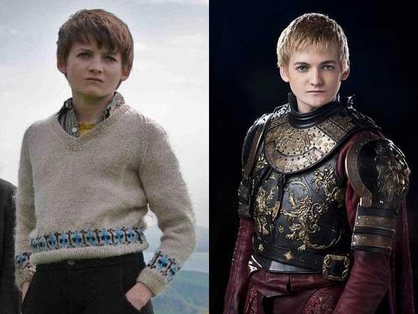 Game of Thrones oyuncularının çocukluk fotoğrafları 6