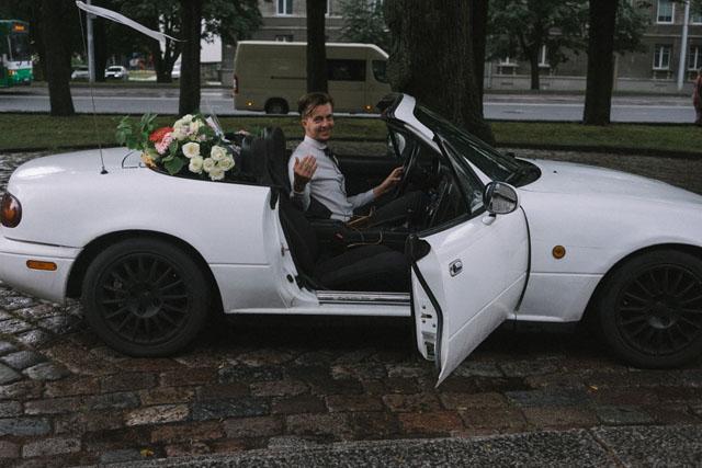 Kendi düğününü fotoğraflayan gelin Liisa 12