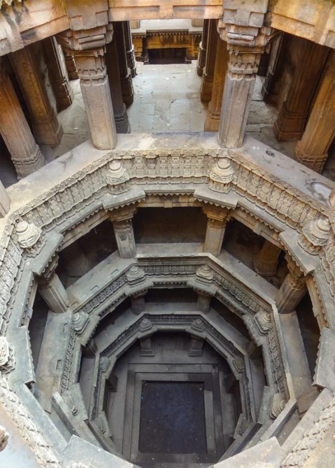 Victoria Lautman hindistan su yapıları ilginç binalar 1