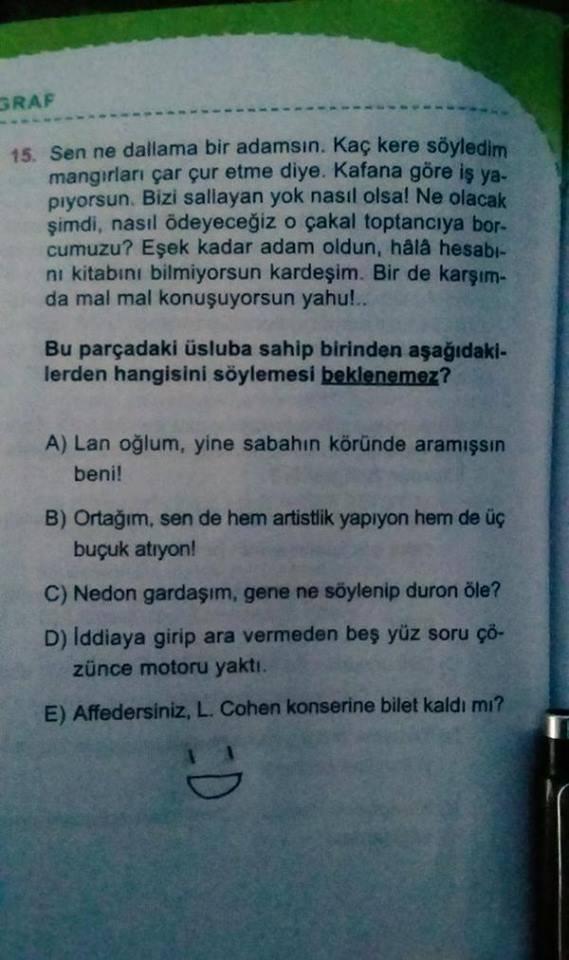 komik soru 8