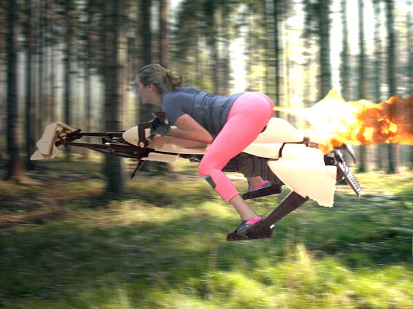 Kate Upton'ın Squat Pozu Photoshop Kullanıcılarının Eline düşerse 11