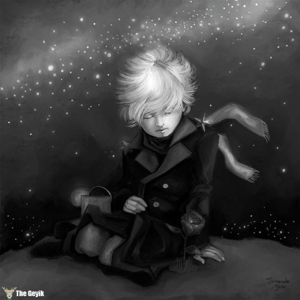küçük prens 8