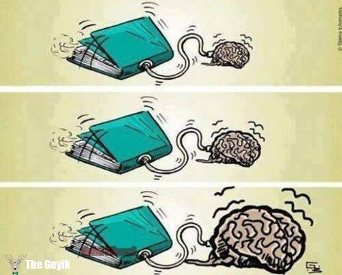 kitap oku