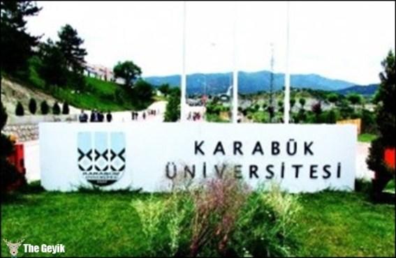 karabük üniversitesi