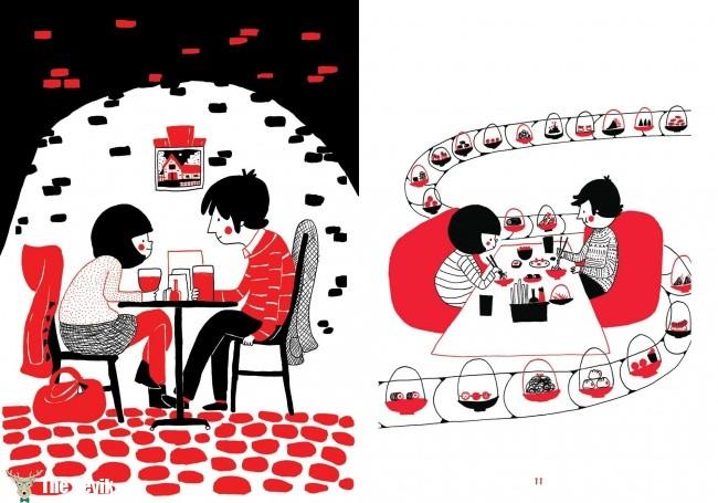 İçinizi Isıtacak 15 İllüstrasyon ile Gerçek Aşk-soppy-12