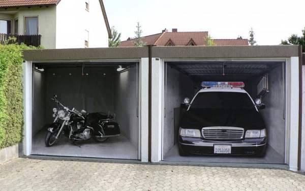 3 boyutlu garaj kapısı çizimleri