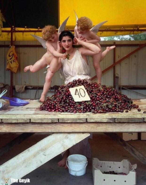 Resimlerden Günümüze Gelen Klasik Dönem İnsanları Alexey Kondakov 10