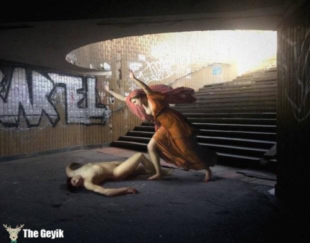 Resimlerden Günümüze Gelen Klasik Dönem İnsanları Alexey Kondakov 4