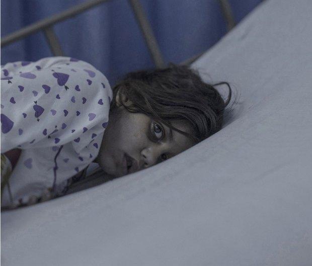 Suriyeli göçmen çocukların yattığı yerler magnus wennman 4