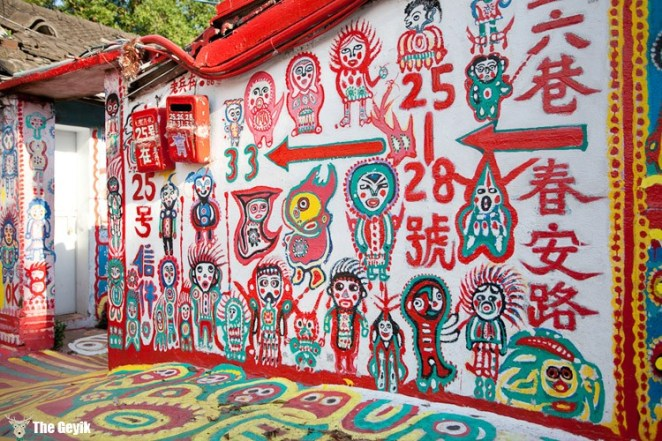 Taichung-Tayvan- Huang Yung-fu-gokkusagı-rainbow7