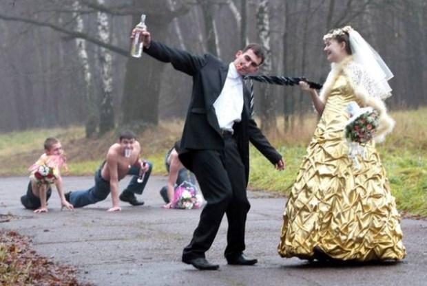düğün komik fotoğraflar