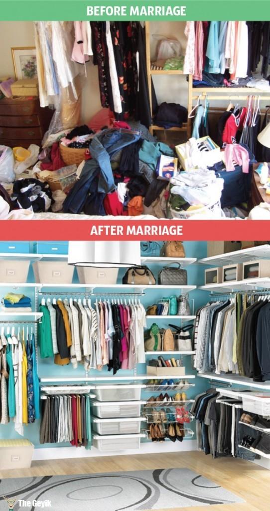 evlilik sonrası hayat