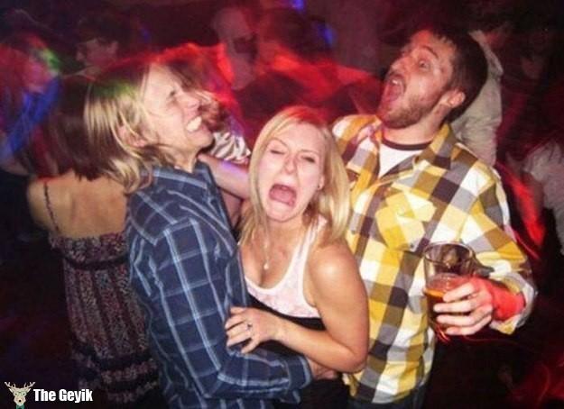 gece kulüpleri komik