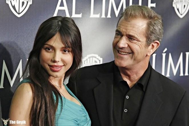 Oksana Grigorieva (Mel Gibson)