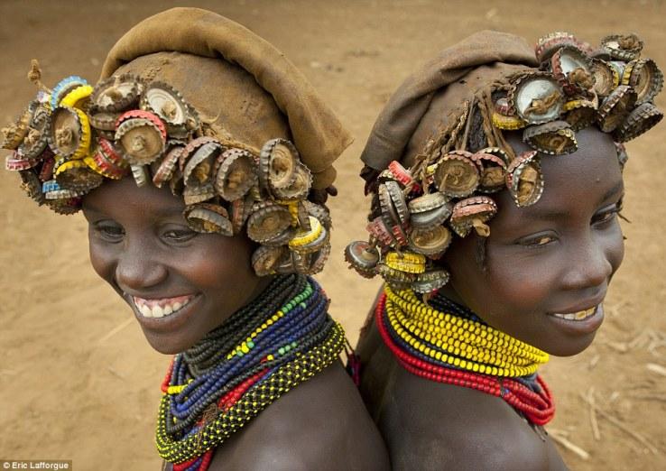 kabilede kadınlar