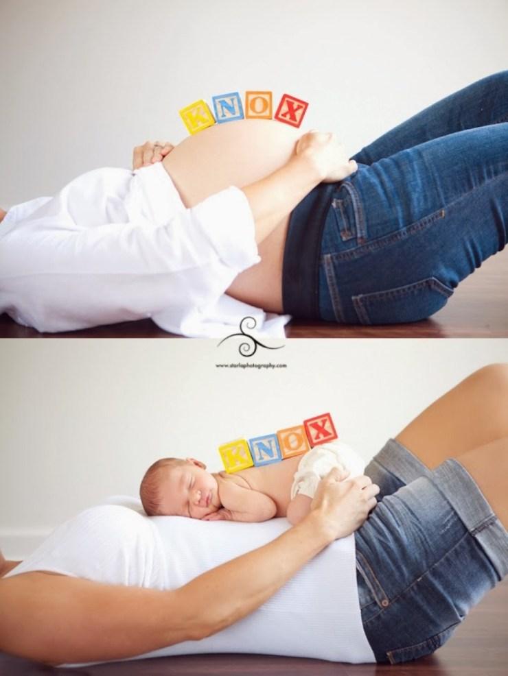 Hamile kadın ve çocuk