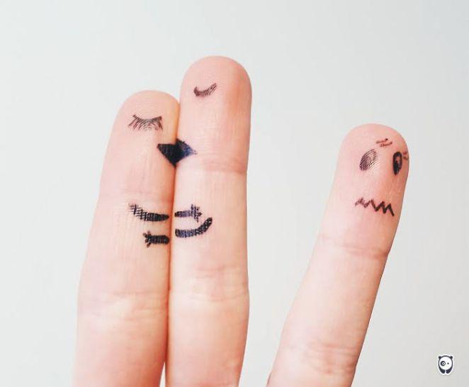 parmaklar 10