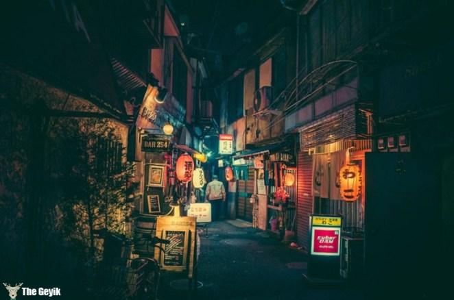 tokyo sokakları 1