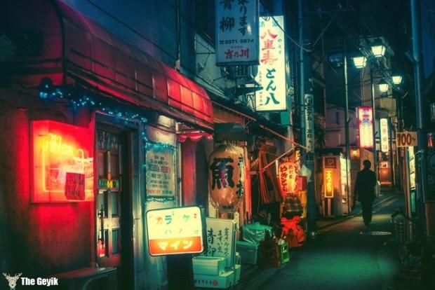 tokyo sokakları 2