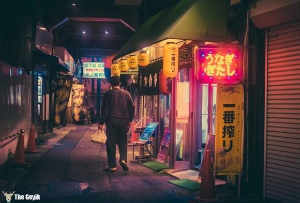 tokyo sokakları 6