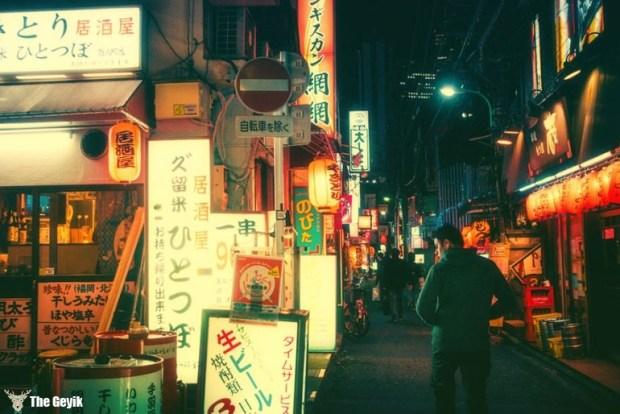 tokyo sokakları 9