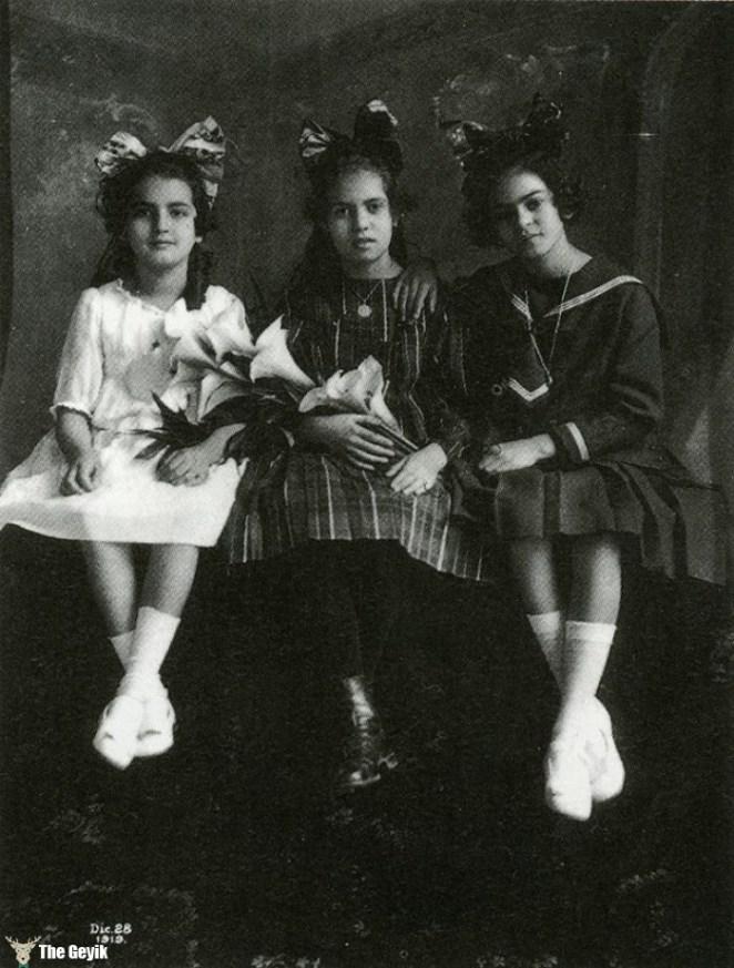 Frida kahlonun çocukluk fotoğrafları 7