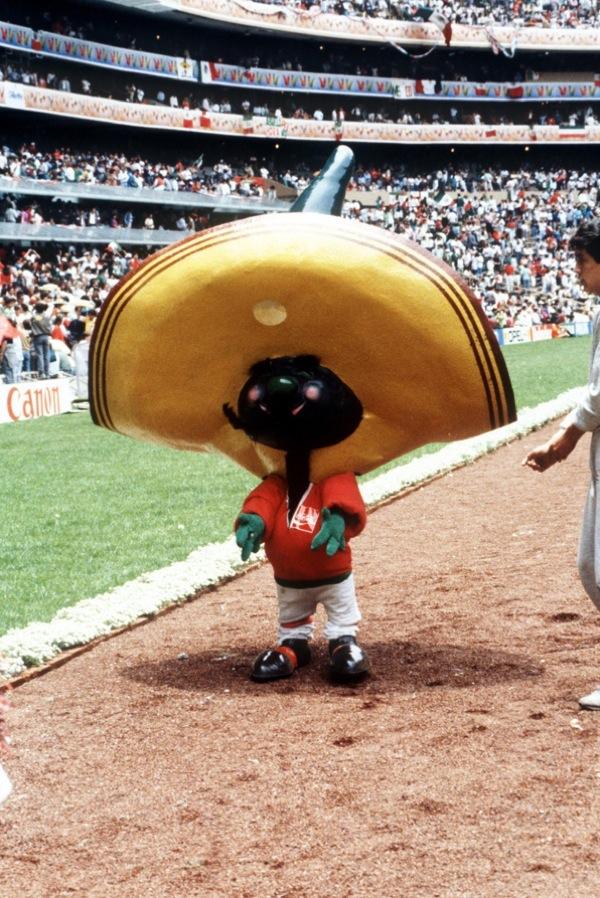 Pique - World Cup Mexico 86