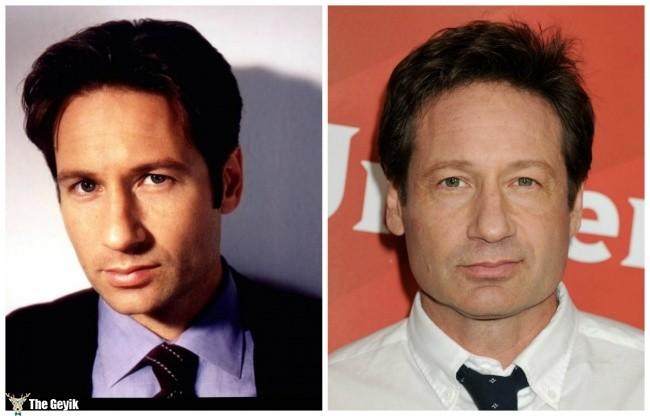 The X-Files Fox Mulder