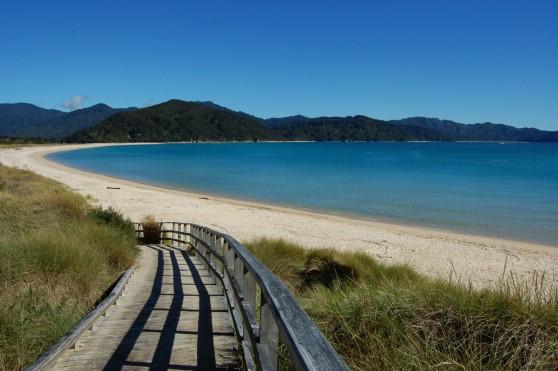 awaroa-beach