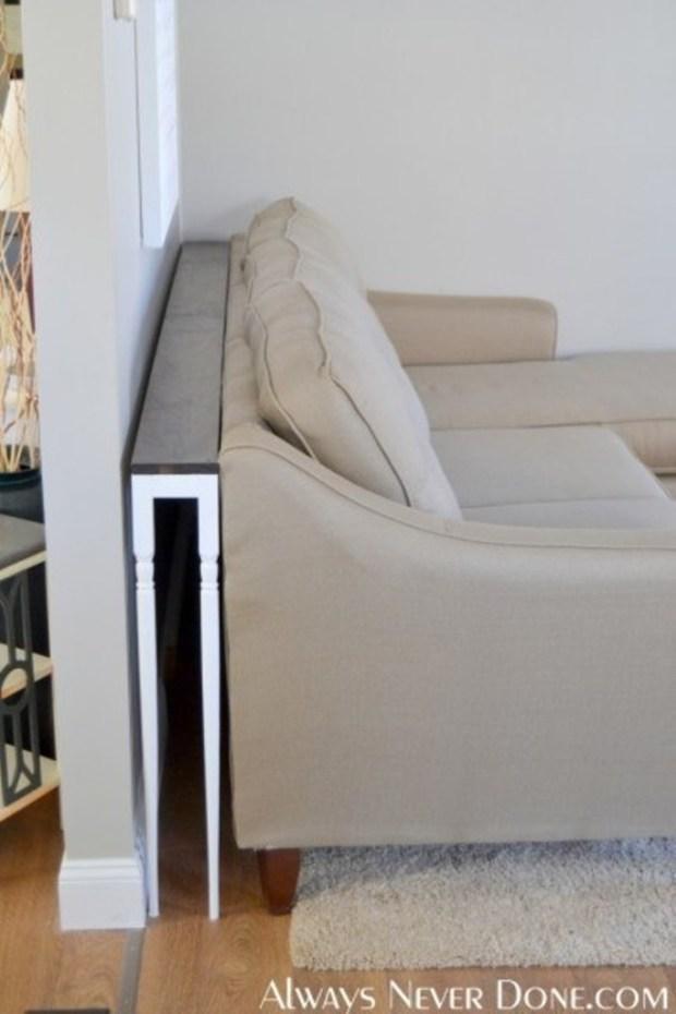 koltuk arkası masası