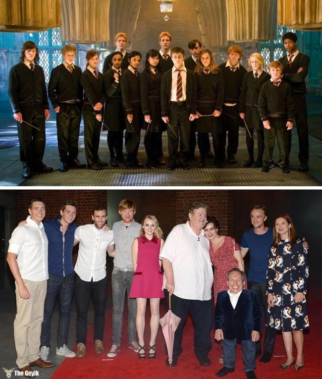 Film karakterleri yıllar sonra bir araya gelse 11