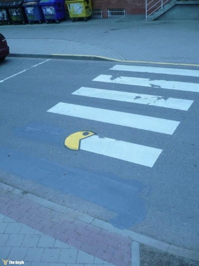 sokak sanatları sokağı canlandırma 10