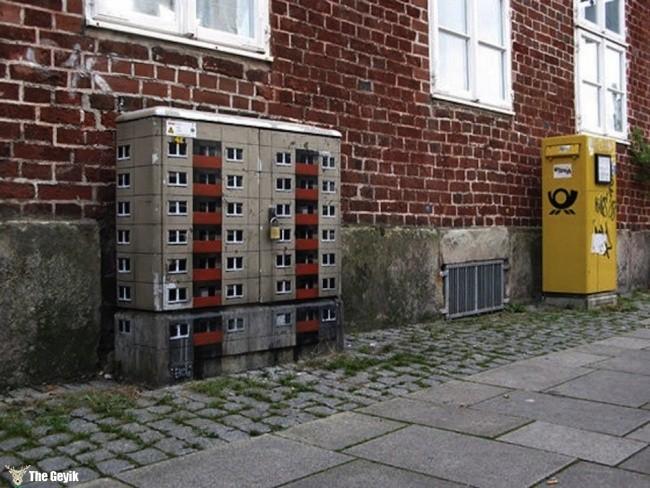 sokak sanatları sokağı canlandırma 2