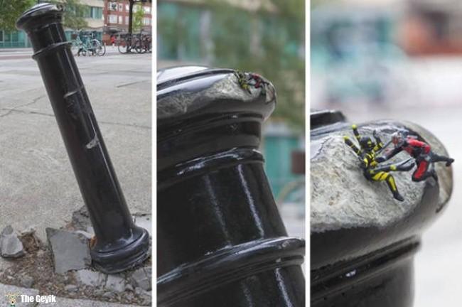 sokak sanatları sokağı canlandırma 3