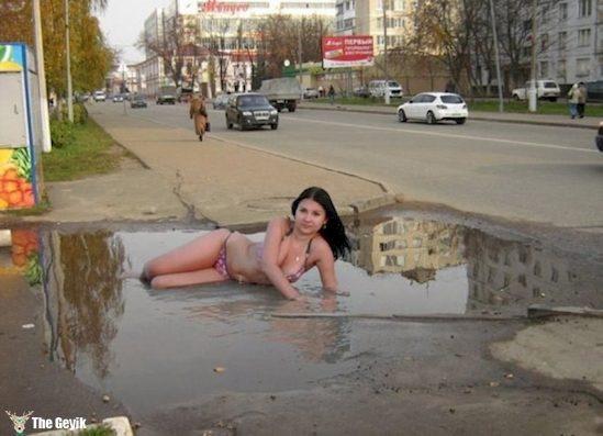 Rusyada görebileceğiniz ilginç olaylar 12