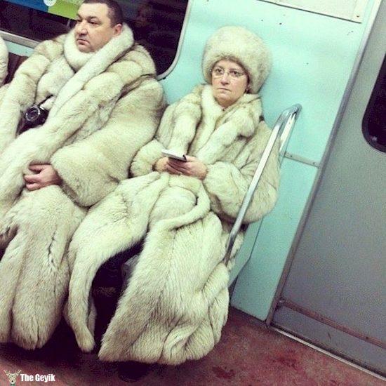 Rusyada görebileceğiniz ilginç olaylar 6