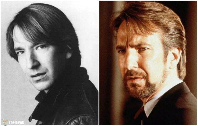 ünlü aktörlerin gençlikleri