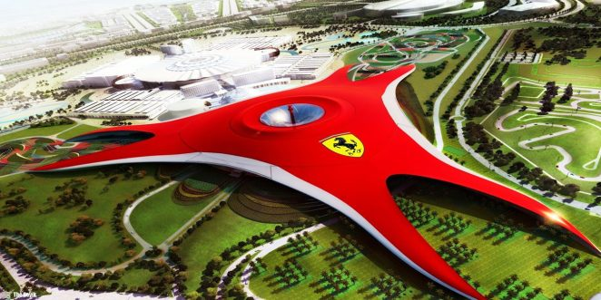 Ferrari-World-ppcorn
