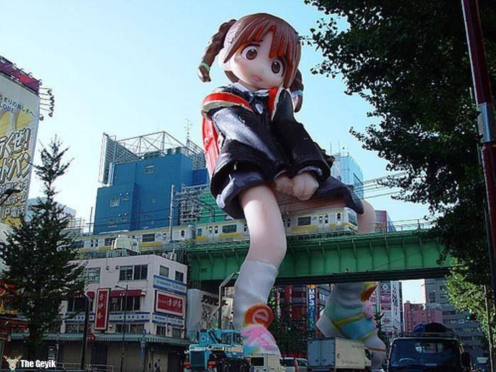 japonların yaptığı komik ve ilginç şeyler 2