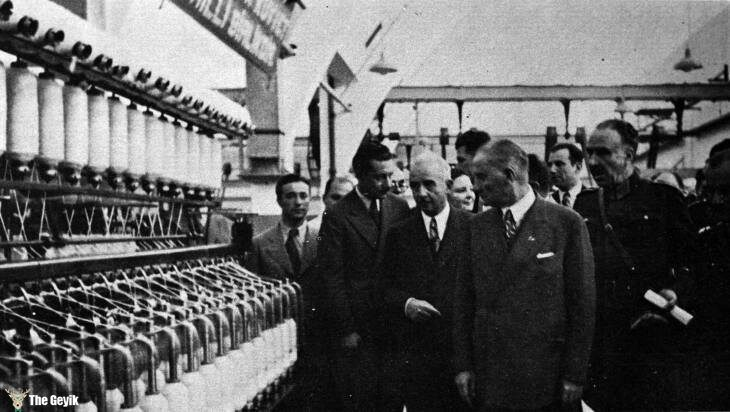 atatürk zamanında kurulan fabrikalar 1
